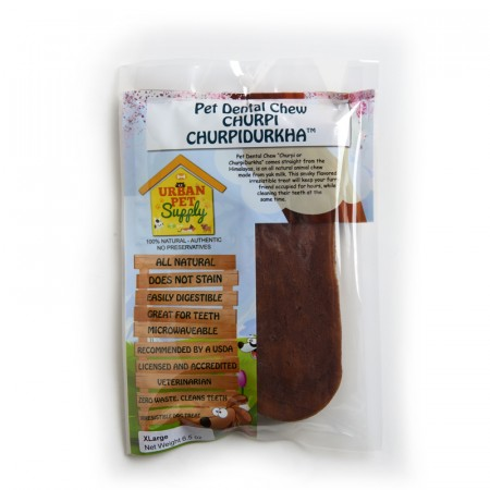 Churpi Pet Dental Chew, Yak Milk Dental Chews