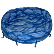 "Pet Bed 307 - 27"" Round - Rotts, Dobies, Shepherds, Collies"