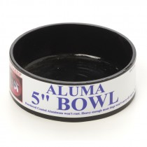 ALUMINUM BOWL SHORT 5""