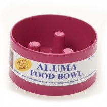 ALUMINUM SLOW-DOWN BOWL 5""