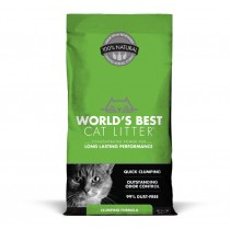 WORLD'S BEST LITTER REG. STRENGTH 7 LBS (GREEN BAG)
