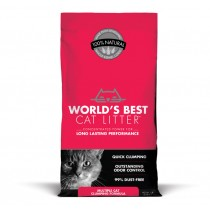 WORLD'S BEST LITTER EXTRA STRENGTH 7 LBS (RED BAG)