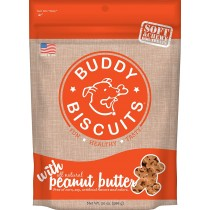 CLOUD STAR 6OZ - SOFT & CHEWY PEANUT BUTTER TREATS