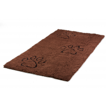 DIRTY DOG FLOOR RUNNER BROWN 60X30