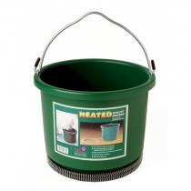 FARM INNOVATORS 2-GALLON HEATED BUCKET