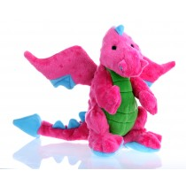 GODOG TOYS – FAMILY OF DRAGONS – PINK DRAGON – LG