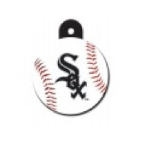 PET TAG – LARGE CIRCLE – MLB – CHICAGO WHITE SOX