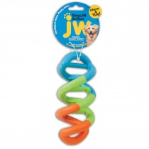 JW® DOGGY DNA RUBBER DOG TOY – LARGE