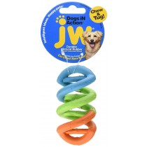 JW® DOGGY DNA RUBBER DOG TOY – SMALL