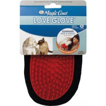 MAGIC COAT LOVE GLOVE GROOMING MIT