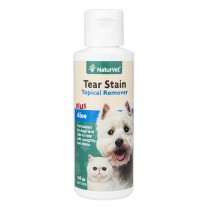 NATURVET TEAR STAIN REMOVER TOPICAL BOTTLE 4 OZ