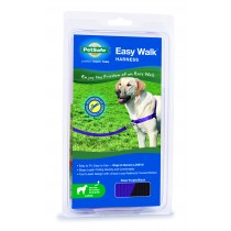EASY WALK HARNESS - LARGE DEEP PURPLE