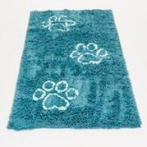 DIRTY DOG FLOOR RUNNER PACIFIC BLUE 60X30
