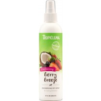 TROPICLEAN BERRY FRESH COLOGNE 8 OZ