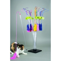 VEE CAT TOYS - PURRFECT CURLY CAT TOY