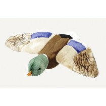 FLUFF & TUFF WALLY MALLARD – 11""