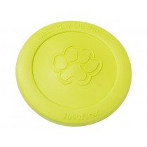 "WEST PAW ZISC DOG TOY - LARGE 8.5"" GRANNY SMITH COLOR"