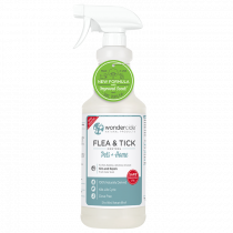 WONDERCIDE NATURAL 16OZ FLEA, TICK & MOSQUITO SPRAY - CEDAR SCENT