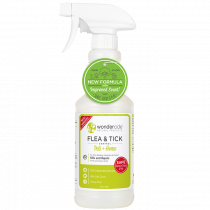 WONDERCIDE NATURAL 16OZ FLEA, TICK & MOSQUITO SPRAY - LEMONGRASS SCENT
