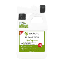 WONDERCIDE NATURAL 32OZ FLEA & TICK GARDEN READY TO USE SPRAY