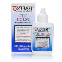 ZYMOX WITH OTIC LIQUID 1.25OZ