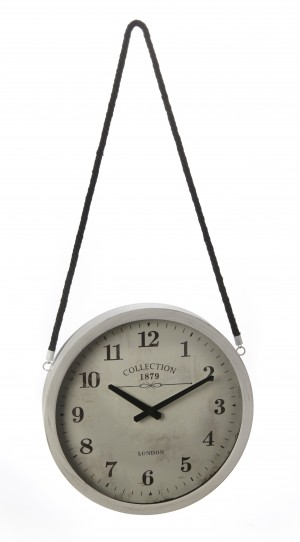 COLLECTION 1879 CLOCK W/ ROPE