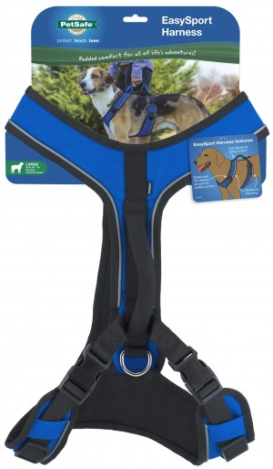 EASYSPORT HARNESS - LARGE BLUE