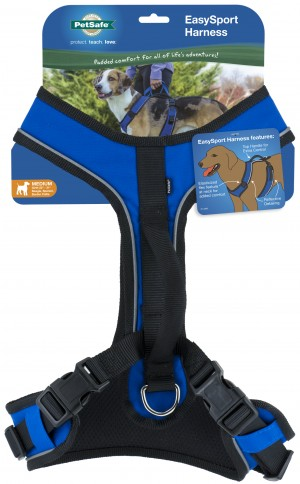 EASYSPORT HARNESS - MEDIUM BLUE