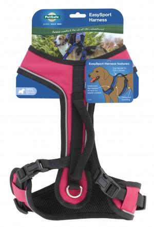 EASYSPORT HARNESS - SMALL PINK